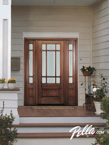 Pella Exterior Doors