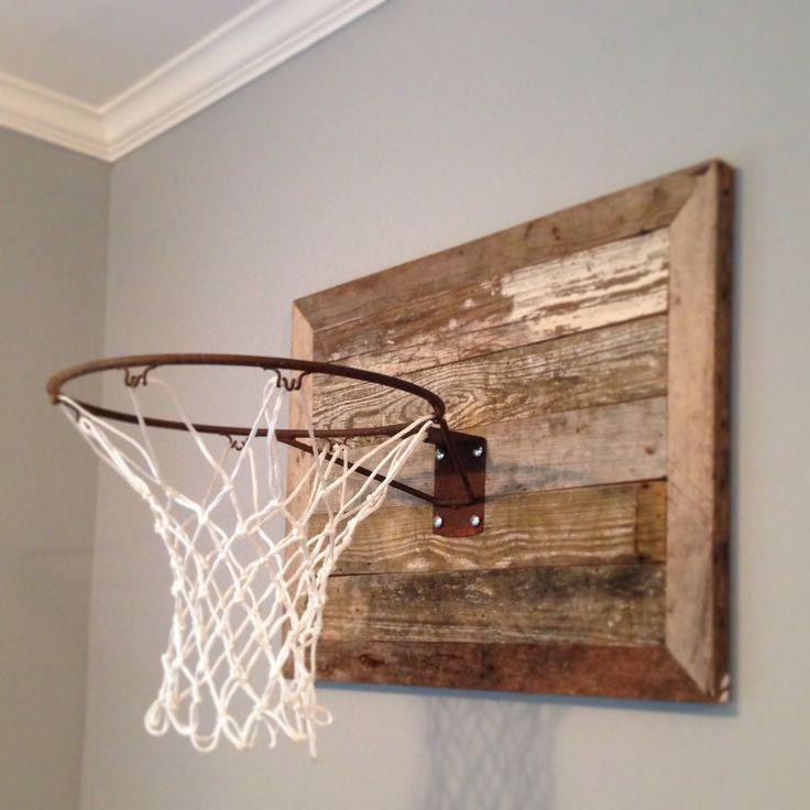 Bedroom Basketball Hoop