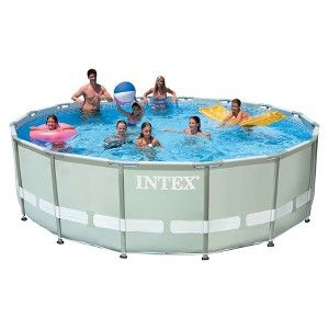 Target Above Ground Swimming Pools