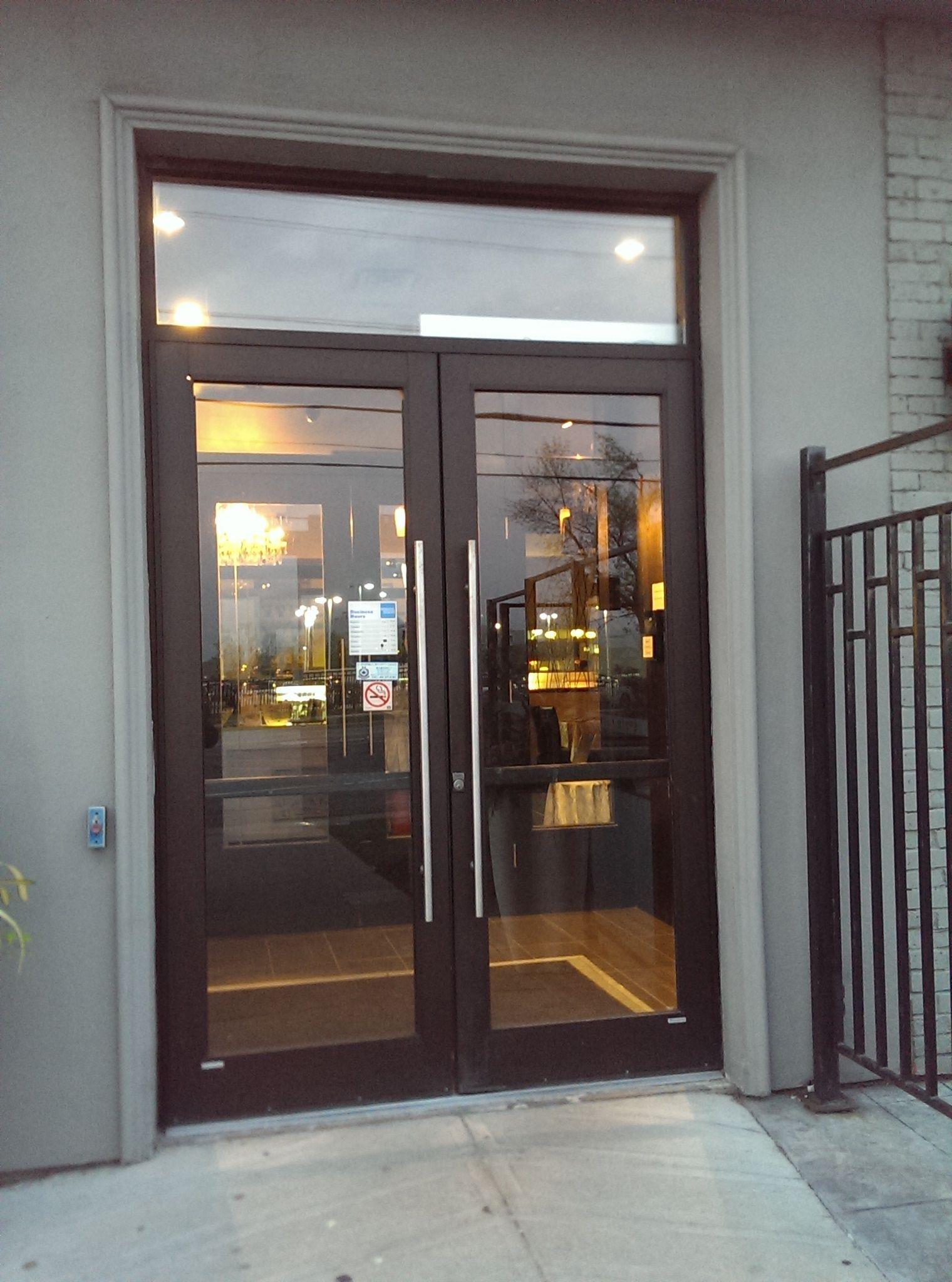 Commercial Exterior Doors
