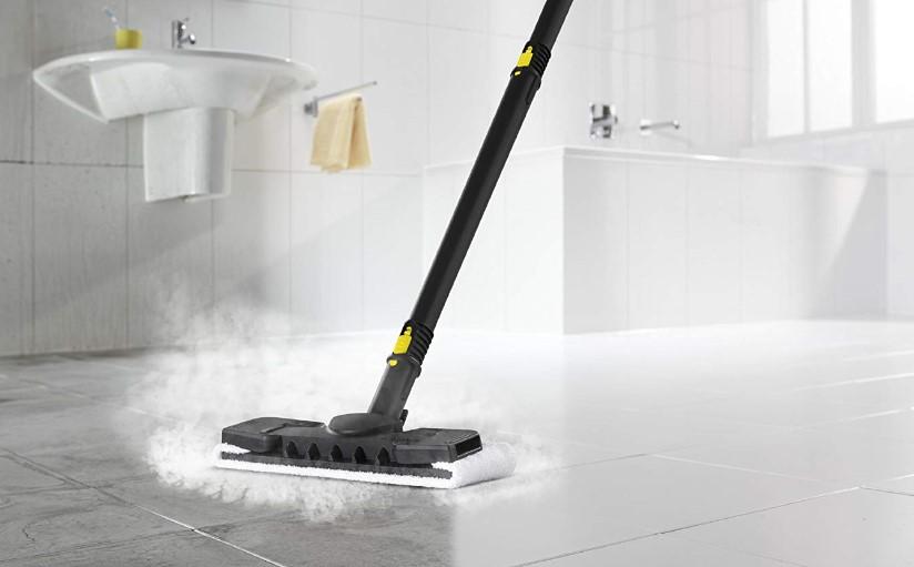 Bathroom Steam Cleaner