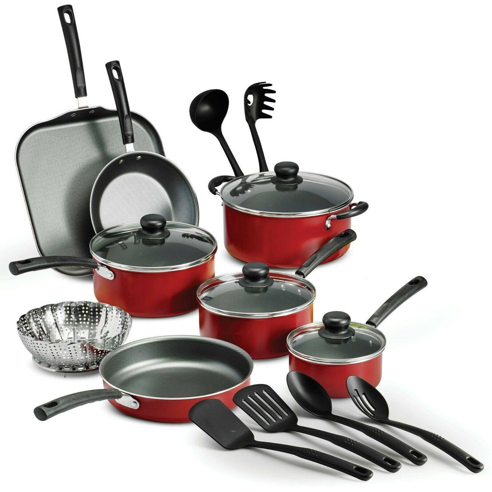 Kitchen Pots And Pans Set