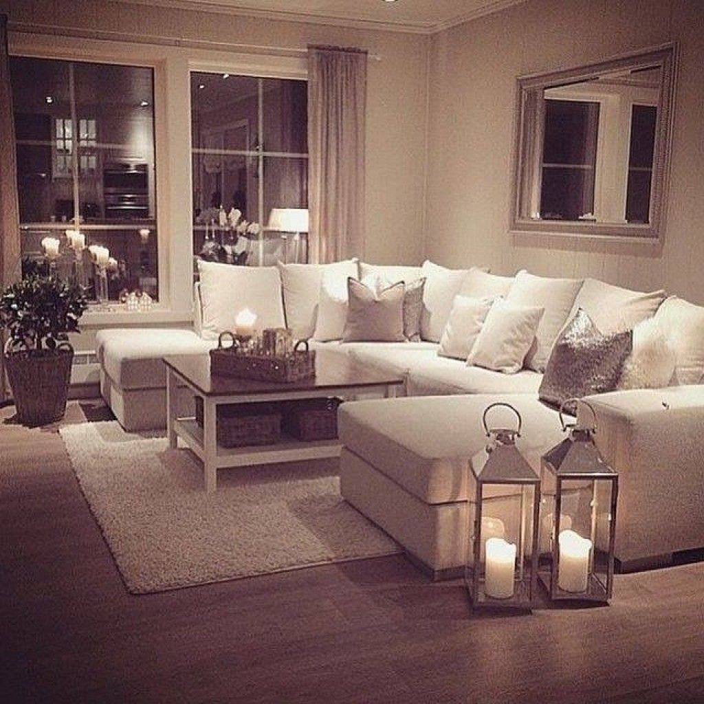 Modern Cozy Living Room