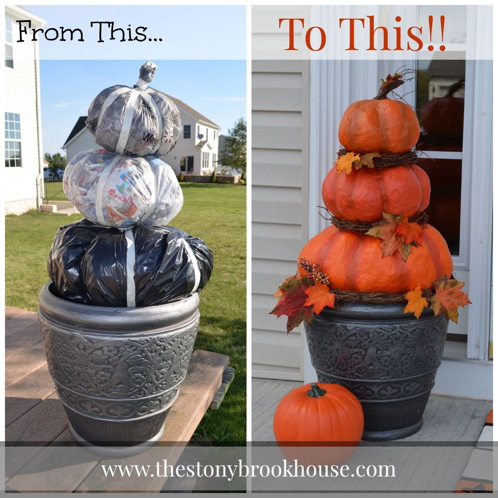 Do It Yourself Fall Decorations