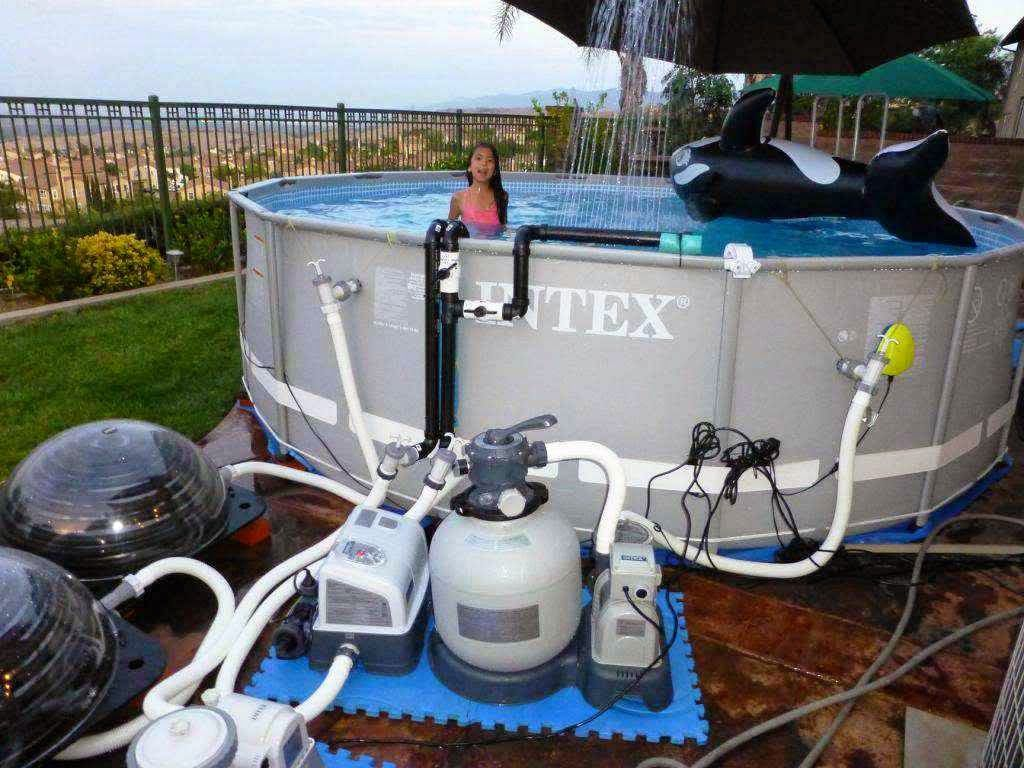 Intex Swimming Pool Pump