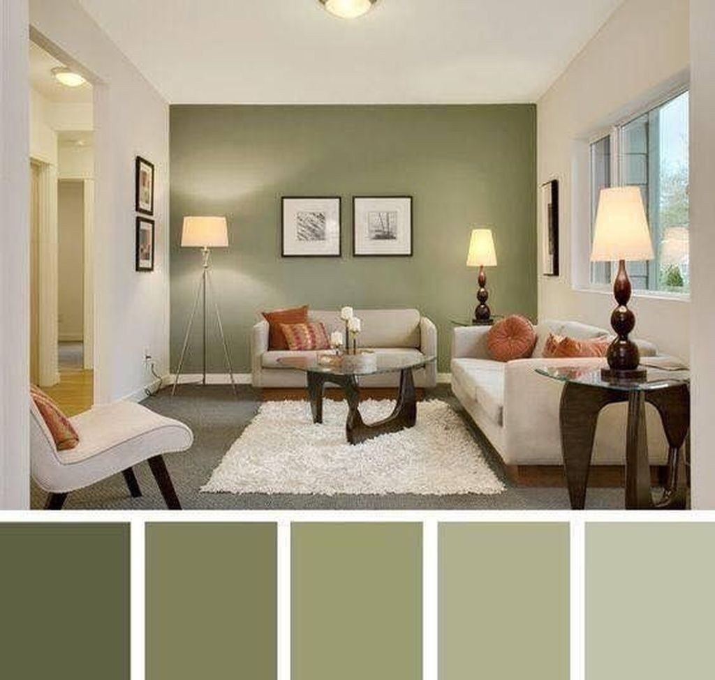 Small House Living Room Paint