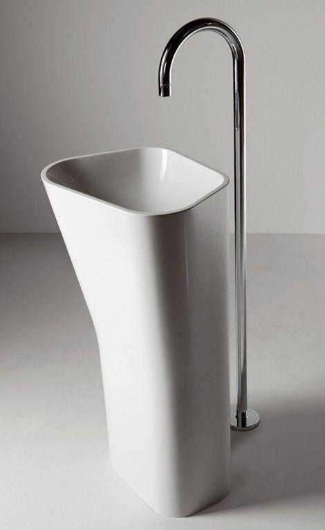 Free Standing Bathroom Sink