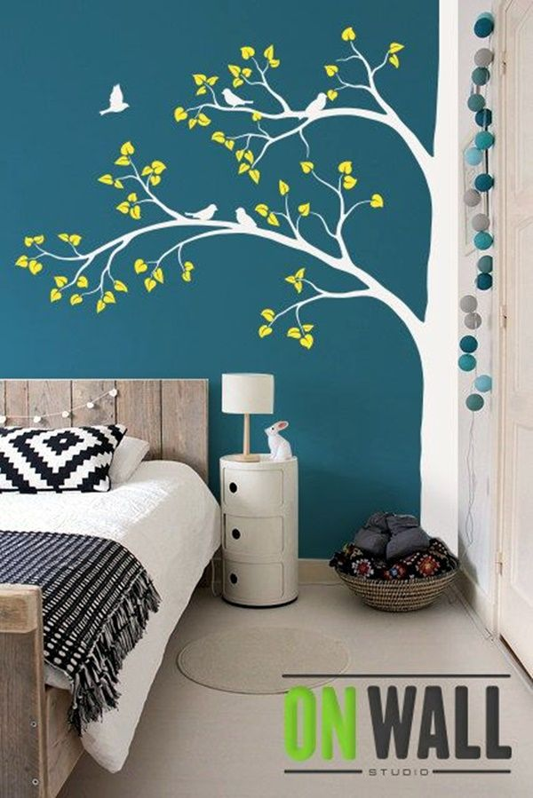 Bedroom Paint Design