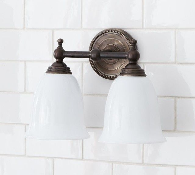 Pottery Barn Bathroom Lighting