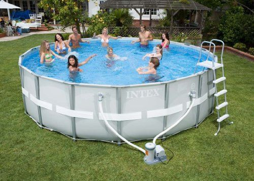 Swimming Pool 48 Inches Deep