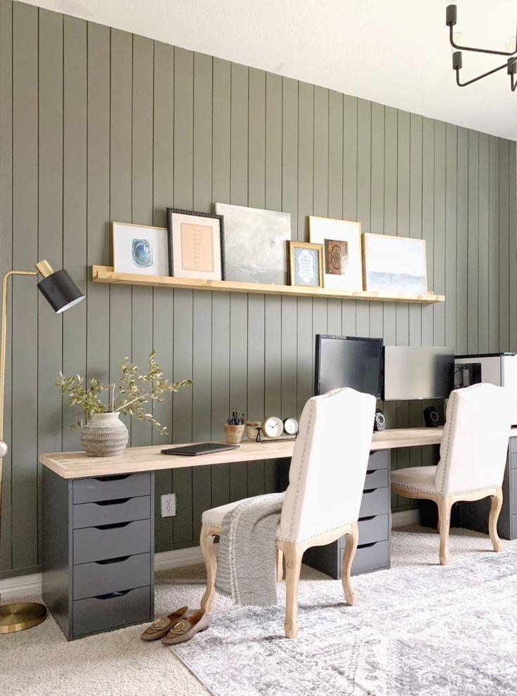 Ikea Home Office Hacks