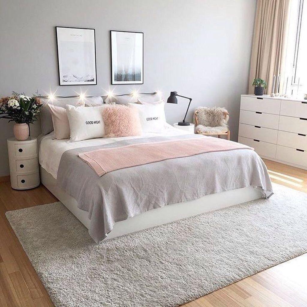 Teenager Grey Bedroom