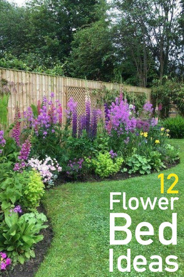 Backyard Flower Bed Ideas