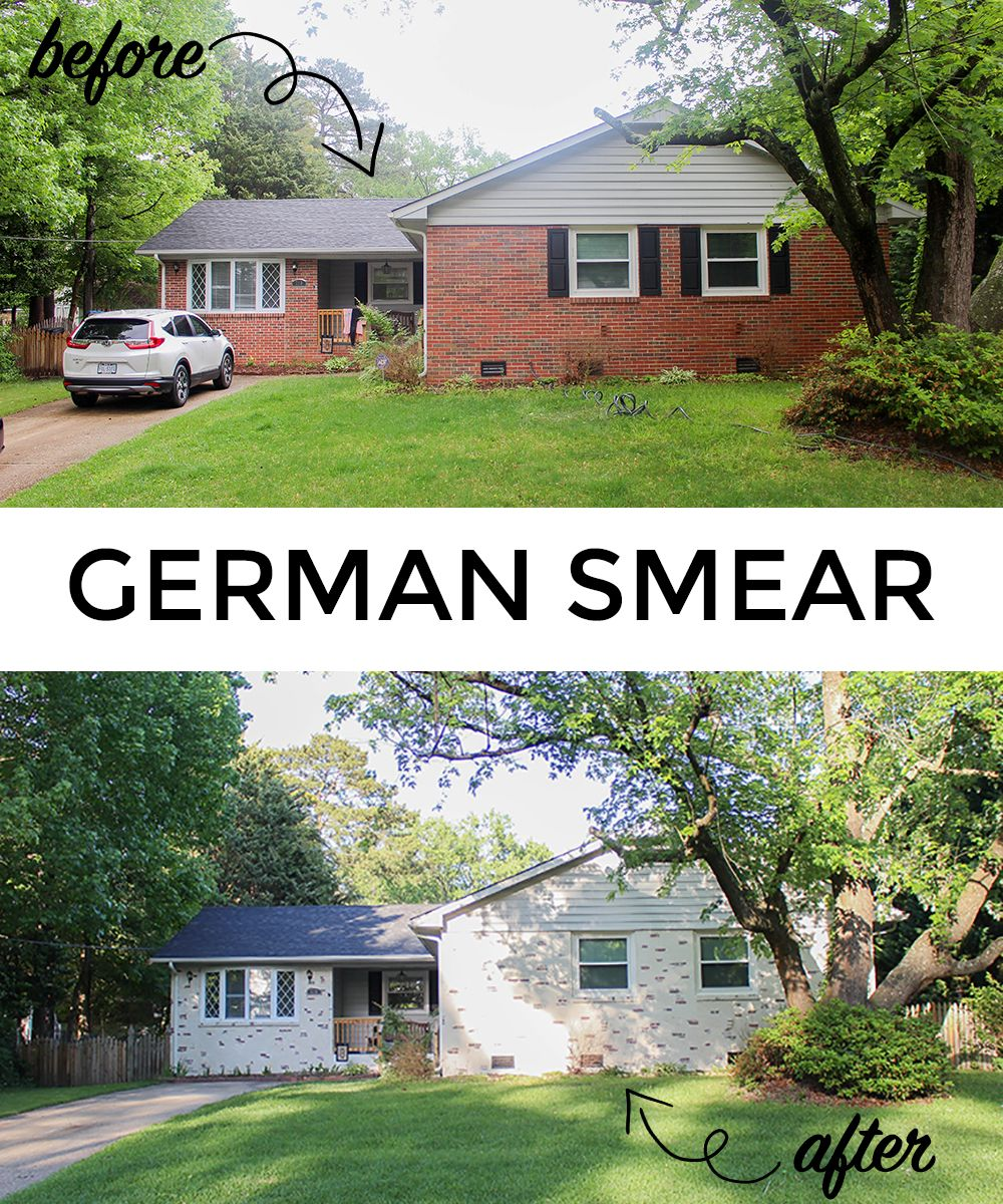 German Smear Exterior