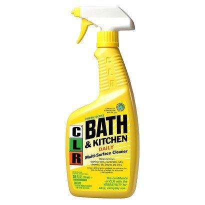 Clr Bath And Kitchen