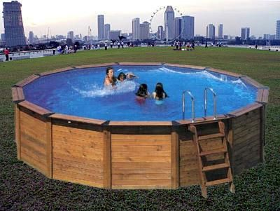 Hard Sided Swimming Pool