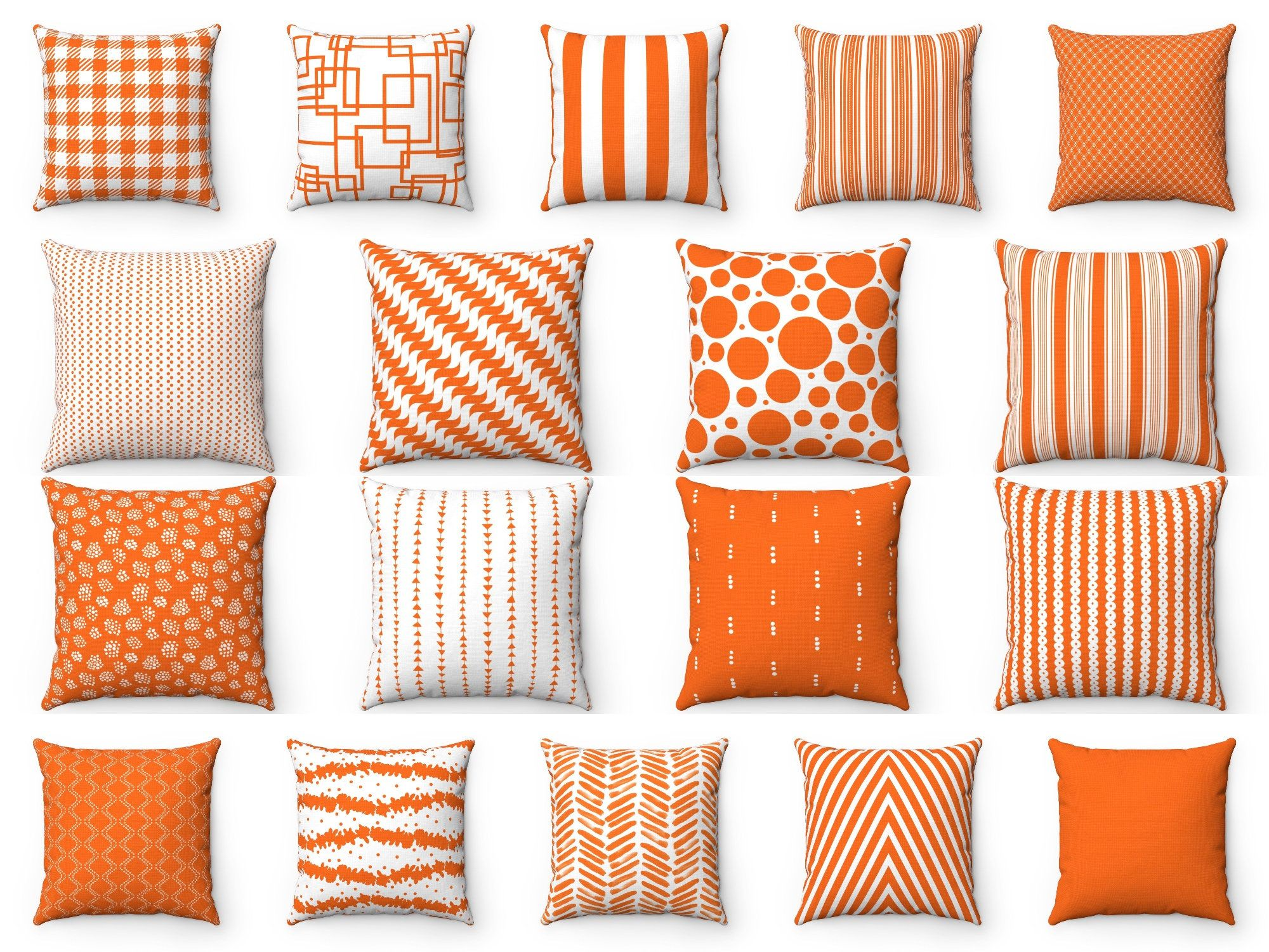 Fall Decorative Pillow Covers