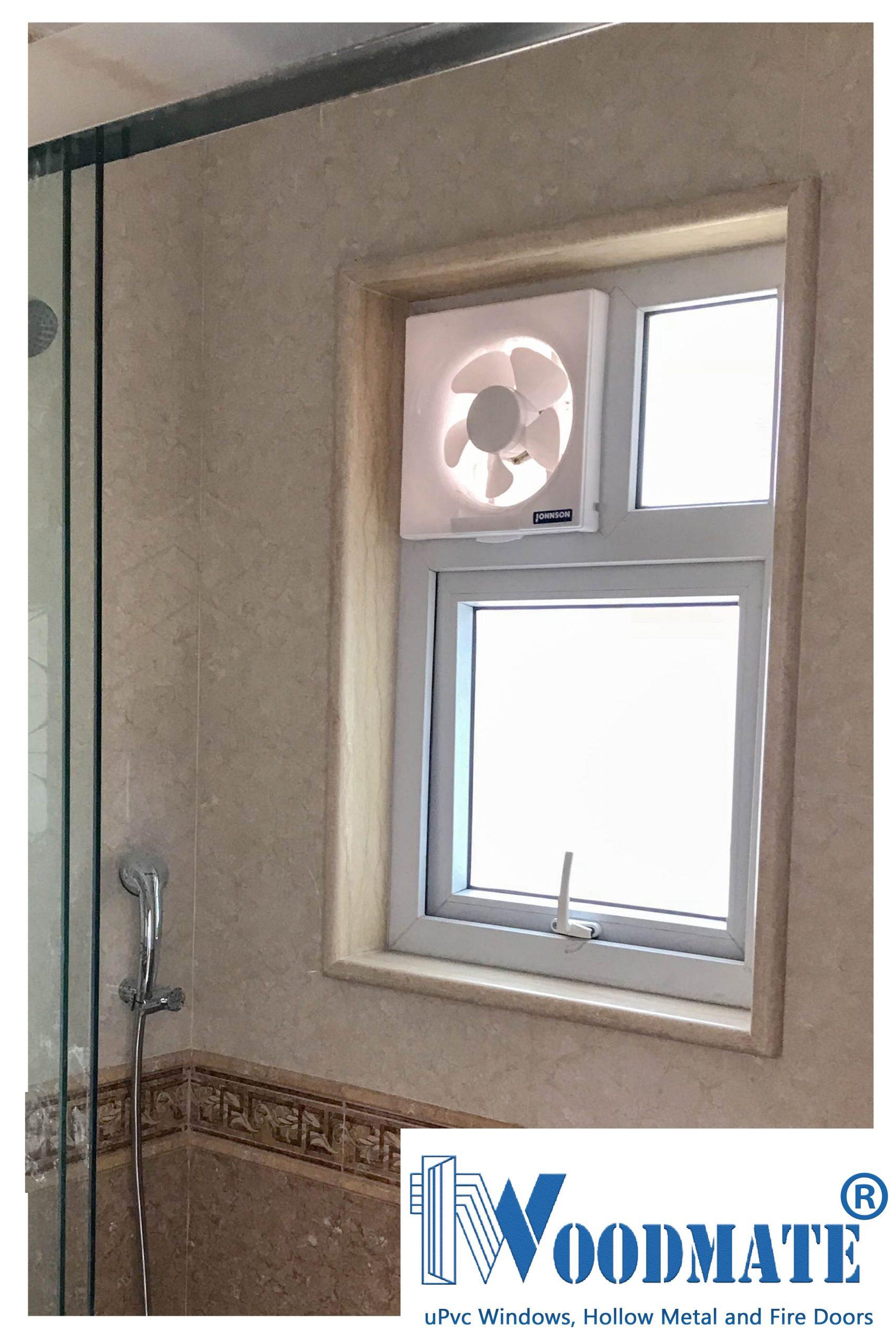 Bathroom Window Fan