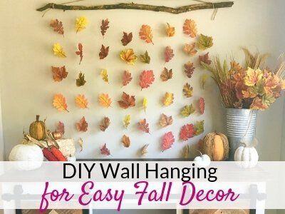 Fall Wall Decor Ideas
