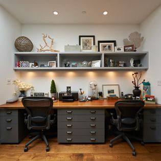 Shared Home Office Ideas
