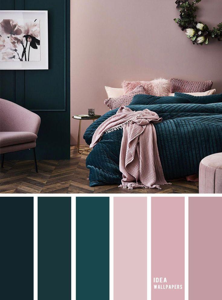 Bedroom Colour Scheme Ideas