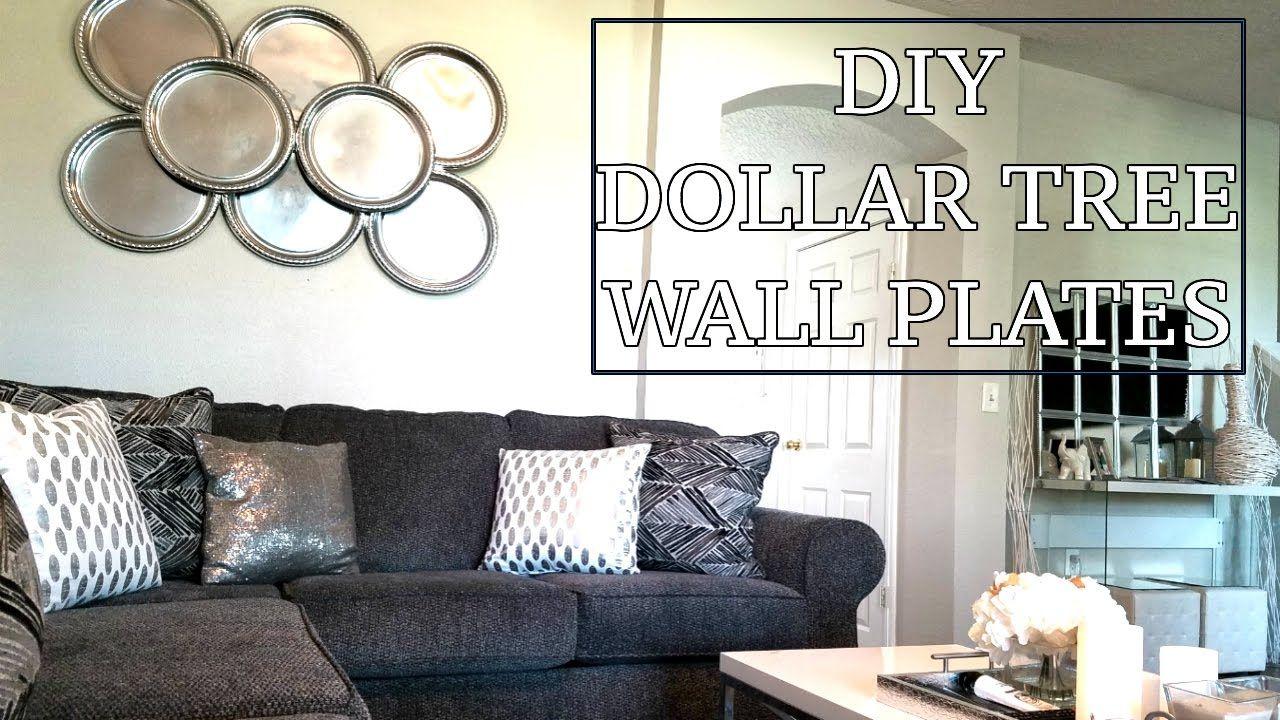 Dollar Tree Living Room DIY Home Decor