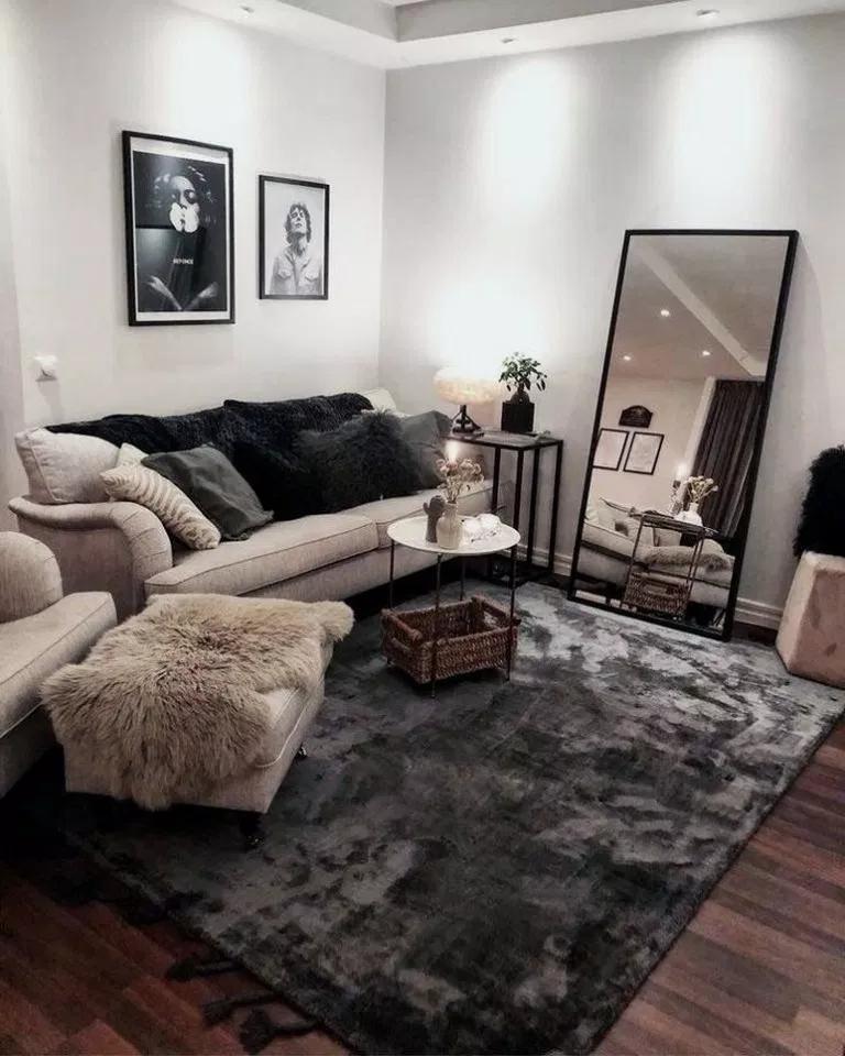 Budget Apartment Living Room Ideas