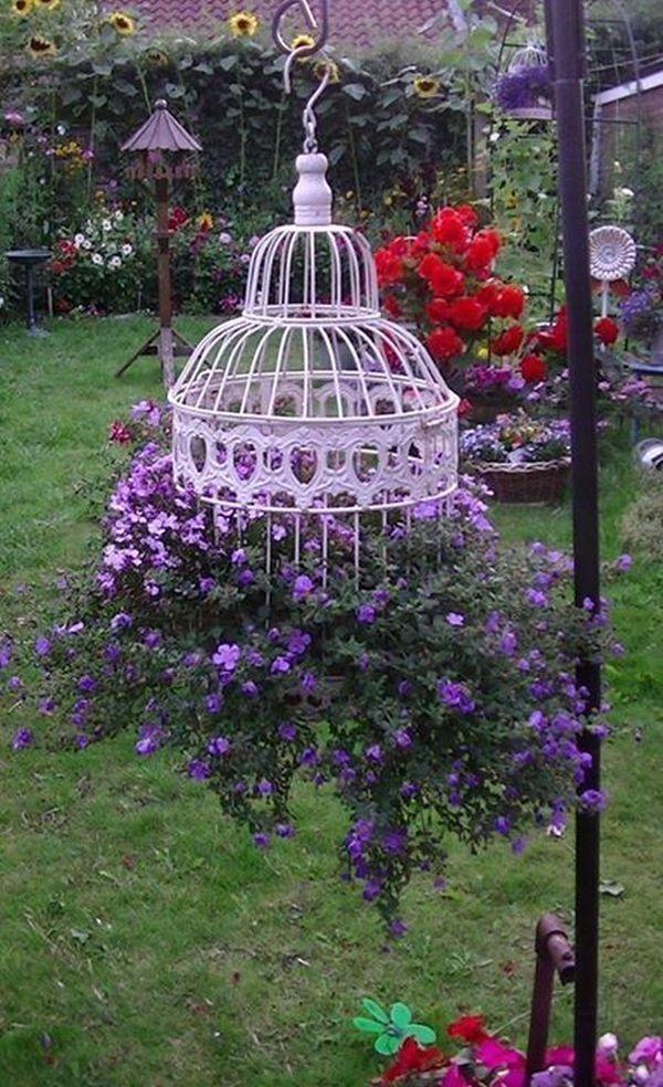Flower Garden Decor Ideas