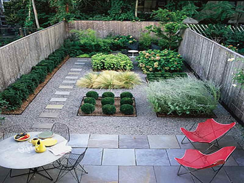 Backyard Ideas No Grass