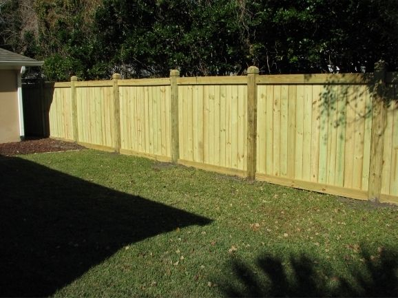 Types Of Wood Fences For Backyard