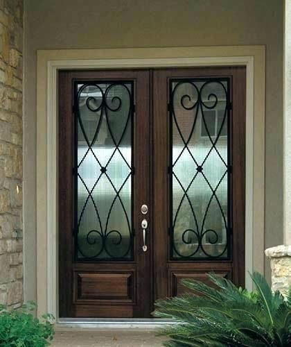 Lowes Exterior Doors With Glass