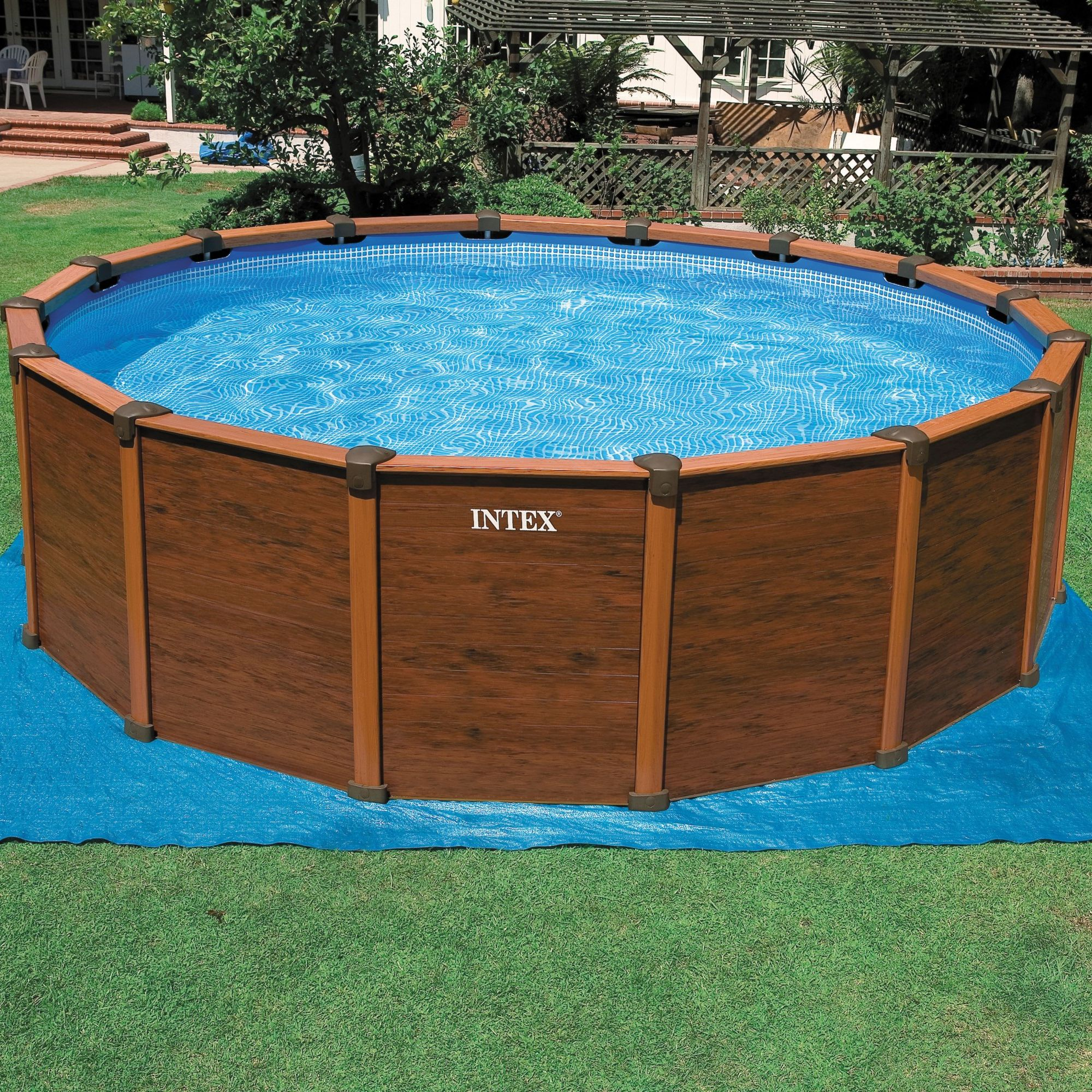 Intex Above Ground Swimming Pools