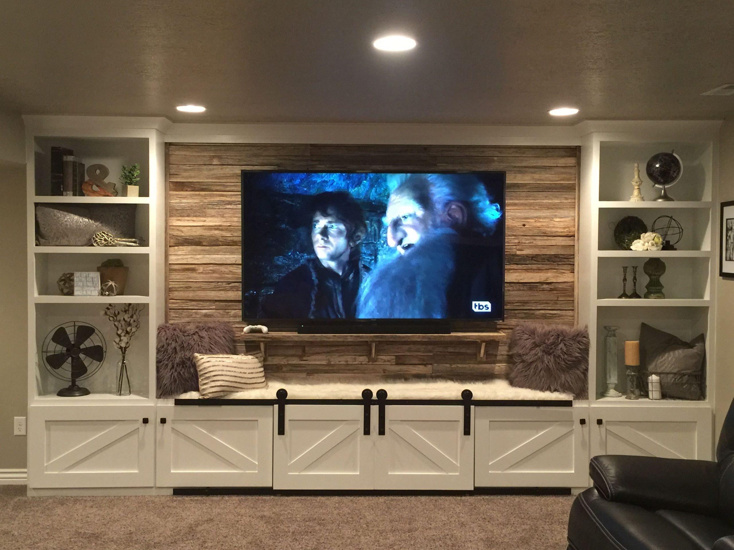 DIY Home Entertainment Center
